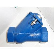 Болтовый обратный клапан с резьбой Bsp DN50