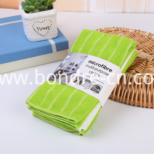 Cotton Cleaning Cloths Set (6)
