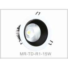 15W LED-Downlight