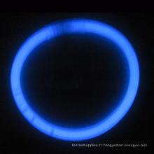 bracelet bleu lueur
