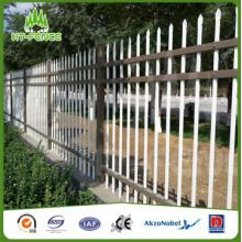 Горячая продажа Высокая безопасность Жилой стальной забор