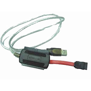 IDE and SATA Converter Cable