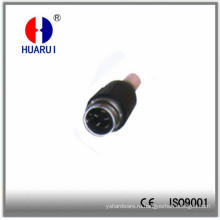 HR-20311 Tuchel Plug мужской 5 плоский пол