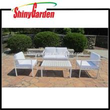 High Quality Indoor 4pcs Aluminum Sofa Set Furniture