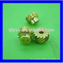 Bronze helical gear M0.8