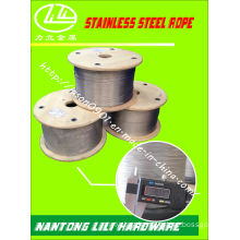 Stainless Steel Rope, Stainless Wire Rope, Stainelss Steel Wire, Galvanized Wire