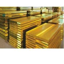 Plano ou chapa de cobre de fábrica com boa qualidade
