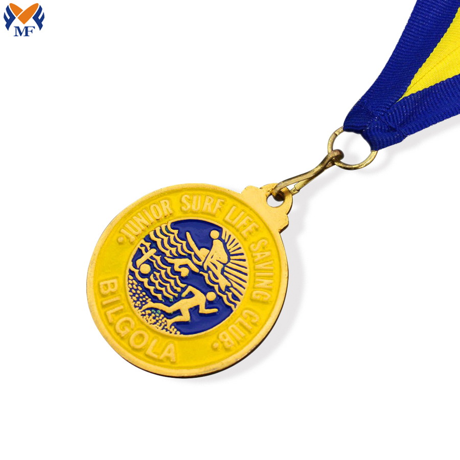 Personalized Round Medals
