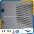 chape aluminum perforated metal screen sheet, perforated metal sheet