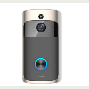 Smart wifi video door phone with new design HD wireless door intercom