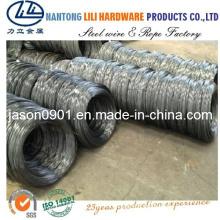 60 # / 65 # / 70 # / 72b / 80 # / 82b Arame de aço de alto carbono para condutas flexíveis, colchão Primavera, escovas e cordas Produção