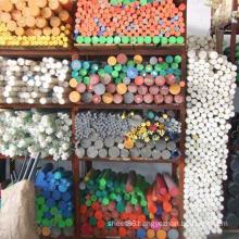 Colorful Engineering POM Plastic Sheet / Rod / Bar