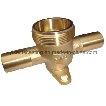 Fabricante de China de piezas de metal de alta calidad mecanizado CNC