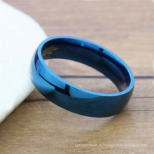 Дамы дизайн синий титана кольцо,женщина кольцо ювелирные изделия