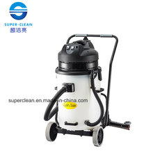 60L Wet and Dry Vacuum Cleaner with Squeegee