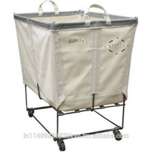 Laundry Basket Truck With Wheels