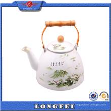Produits que vous pouvez importer à partir de Chine Peinture de paysage Pot de thé chinois