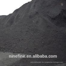 alta especificación fija de coque de coque de carbono como aditivo de carbono con el mejor precio