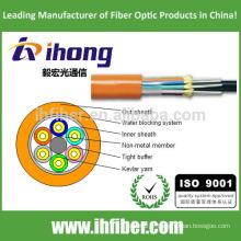 Câble optique tampon évasé