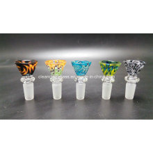 Heady Colored Wholesale Glass Bowl 14.5mm/18.8mm Manufacturer Wholesale