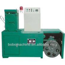 Máquina de achatamento de arame para mangueira flexível