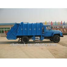 Carro de polvo 8000L con compactador
