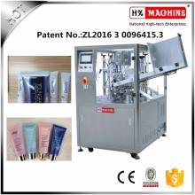 Hohe Leistungsfähigkeits-weiches Rohr-füllende und Dichtungs-Maschine für Kosmetik-Creme / Salbe / Zahnpasta