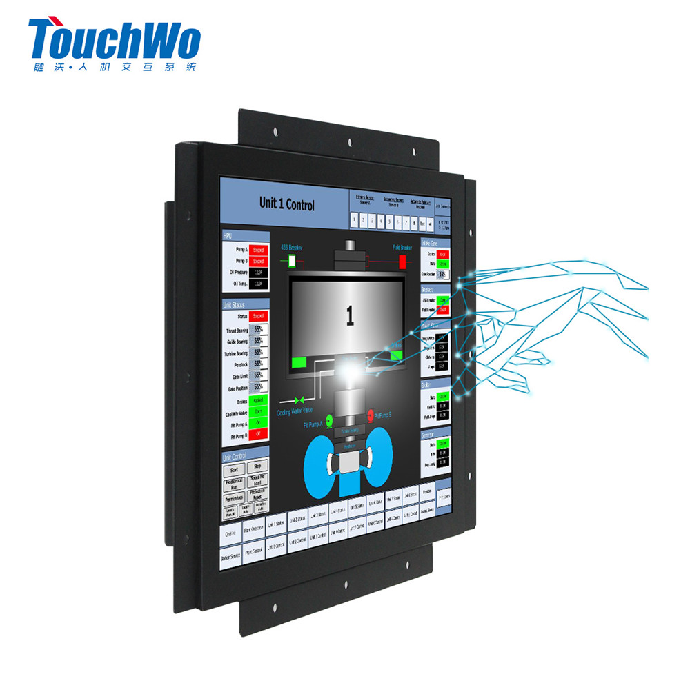industrial touch panel pc monitor02