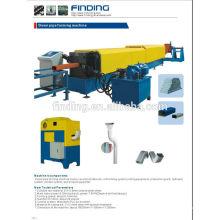 tubulação de aço de freio de prensa hidráulica máquina de dobra