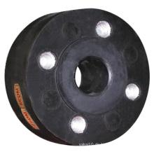 Viton-Gummi-Kompensator DIN Pn6