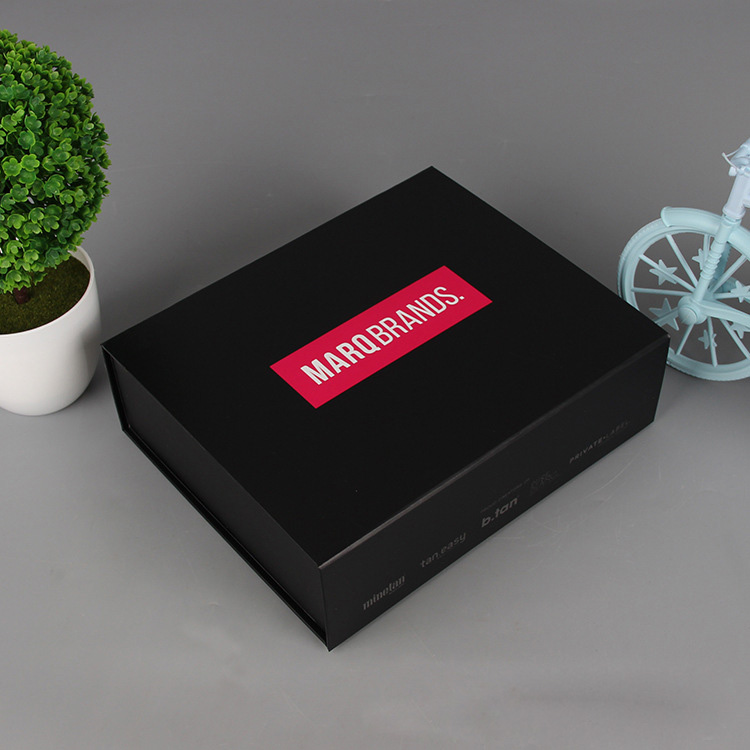 Magnetic Gift Box Packaging