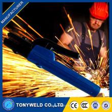 100% de soldadura de la calidad de la máquina de soldadura de electrodo de cable titular 300/500 / 150amp