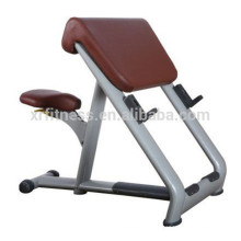 Seated Arm Curl /seated preacher curl /scoot bench for sale