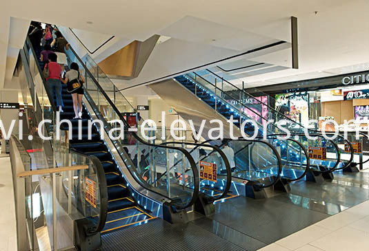 KONE TravelMaster Escalators