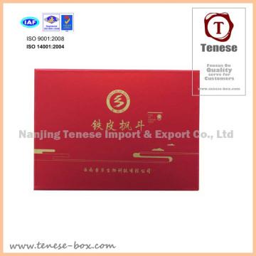 Bonne qualité Emballage alimentaire Emballage Boîte cadeau en papier