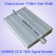 GSM900 &Dcs Mobile Signal Repeater 1800MHz Dcs GSM Frequency Booster/Repeater