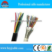 Control Cable 12*0.5mm 12*0.75mm 12*1mm Copper Cable Shielded Control Cable Specification Flexible Control Cable
