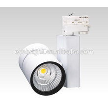 For Supermarket Food lighting 50W high power COB LED track light