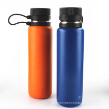 2018 New Amazon Hot Selling Sport Stainless Steel Water Bottle Thermos Cup