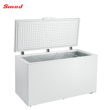 Commercial Used For Meat Frozen Food Chest Deep Freezer
