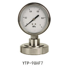 All stainless steel co2 pressure regulator