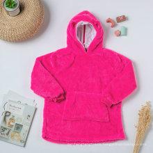 Huggle Pets Animal Hoodie, Hoodie Blanket Sweatshirt Pullover, Bathrobe, Pajama Pillow for Kids