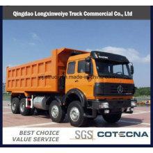 Camión volquete Northbenz 6X4 30t 336HP Beiben