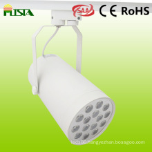 High Quality 12 to 120 Volt AC LED Track Lighting