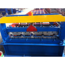 PPGI Steel Corrugated Profile Roofing Panel and Wall Panel Machine