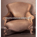 French style single sofa A10028