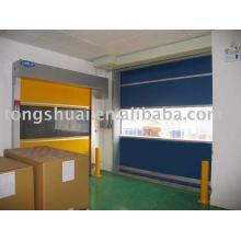 PVC rolling shutter door