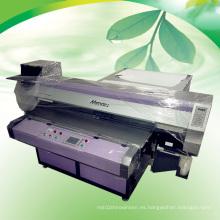 Impresora plana de la camiseta para la impresión directa de las telas de algodón de la pieza