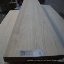 12mm Paulownia Holz für Möbel