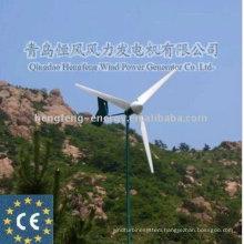 CE direct drive low speed low starting torque permanent magnet generator 2KW WIND TURBINE